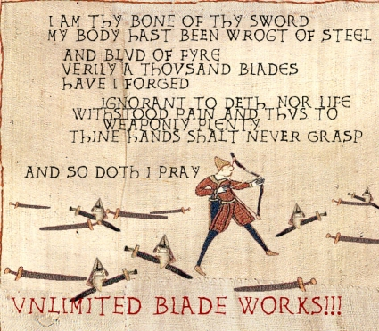 Unlimited Bayeux Works